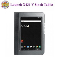 Launch X431 V 8 INCH Tablet Wifi Bluetooth Full System Diagnostic Tool Two Years Free Update Online