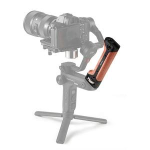 Image 5 - SmallRig DSLR Camera Handle Handgrip for Zhiyun WEEBILL LAB Gimbal With Shoe Mount and 1/4 3/8 Thread Holes for DIY Options 2276