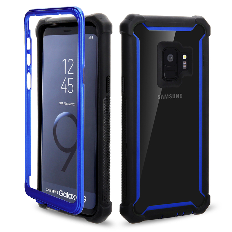 Armor Case For Iphone 11 Pro XS Max XR 7 8 6 6S Plus Rugged Bumper Cover Cases For Samsung S8 S9 Plus Note9 10 Protective Shell