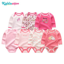 Toddler Clothes Girl Bodysuits Infant Underwear Sets