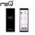 Msq 6 pcs de alta qualidade cabelo sintético pincéis de maquiagem profissional set make up brush tool kit com saco de pano de café