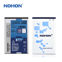 Original NOHON Battery 1880mAh For Huawei U8860 Honor C8860E HB5F1H With Retail Package