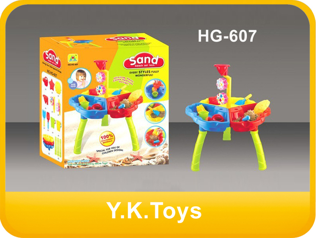 summer water toys beach table toys