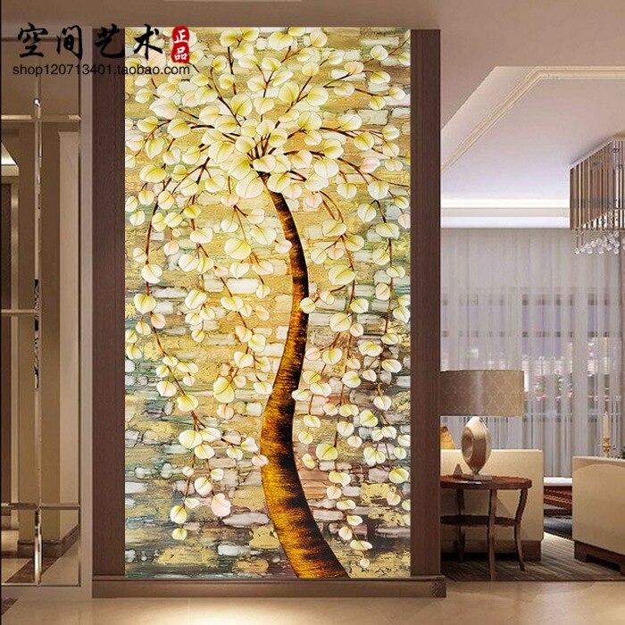 Il corridoio di ingresso con disimpegno ristorante sfondo for Carta da parati in tessuto
