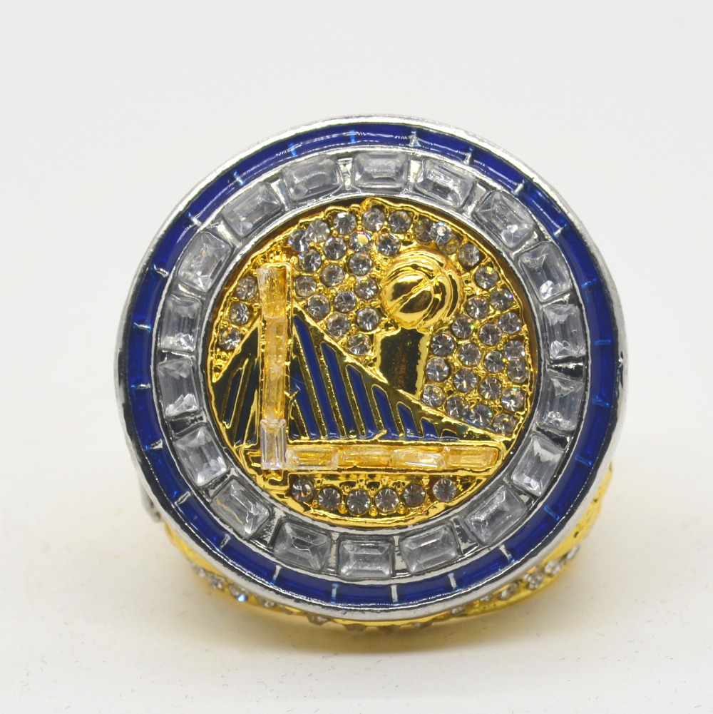 New arrivals 2017 golden state warriors basketball championship ring Durant