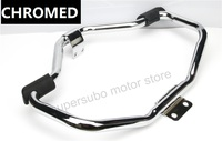 Motorcycle Chromed Mustache Highway Engine Guard Crash Bar For Harley Sportster 1200 Iron 883 XL