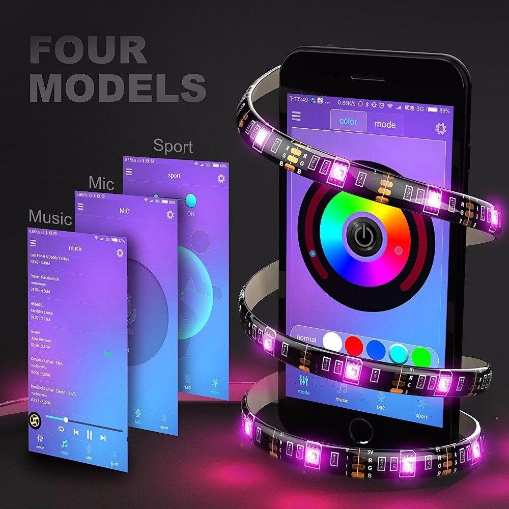 Multi Color Led Strip Lights Smd