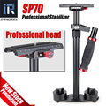 SP70 handheld steadicam DSLR camera stabilizer video steadycam camcorder steady cam Glidecam filmmaking Better than S60 S40