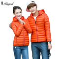 Lovers Padded 2017 Casual Slim Plus Size Wadded Jacket Cotton Padded Jackets Solid Parka Hooded Down Coat Winter Outwear Women