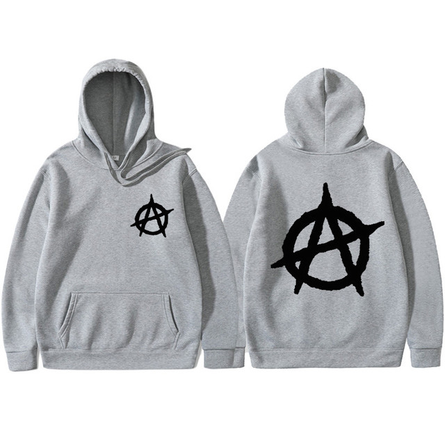 Bluza męska anarchia Punk