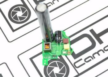 7DII flash board for Canon 7D Mark ii flashboard 7D2 flash board SLR Camera repair parts