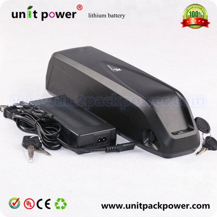 US EU AU Free shipping and duty 36v 13ah lithium battery for electric bikes 36v new bottle battery pack with free charger free customs taxes and shipping e bike hailong battery akku ebike lithium ion battery pack 36v 10ah with charger and bms