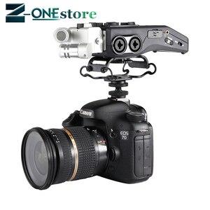 Image 5 - Boya BY C10 microfone choque montagem para zoom h4n/h5/h6 para sony tascam dr 40 dr 05 gravadores microfone shockmount olympus tascam