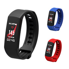 YILIZOMANA Smart Watch Waterproof LED Screen Sleep Monitor Fitness/Steps Tracker Call Reminder Smart Wristban For Android IOS