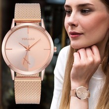 YOLAKO Women's Watch Fashion Luxury Ladies Watch Wr