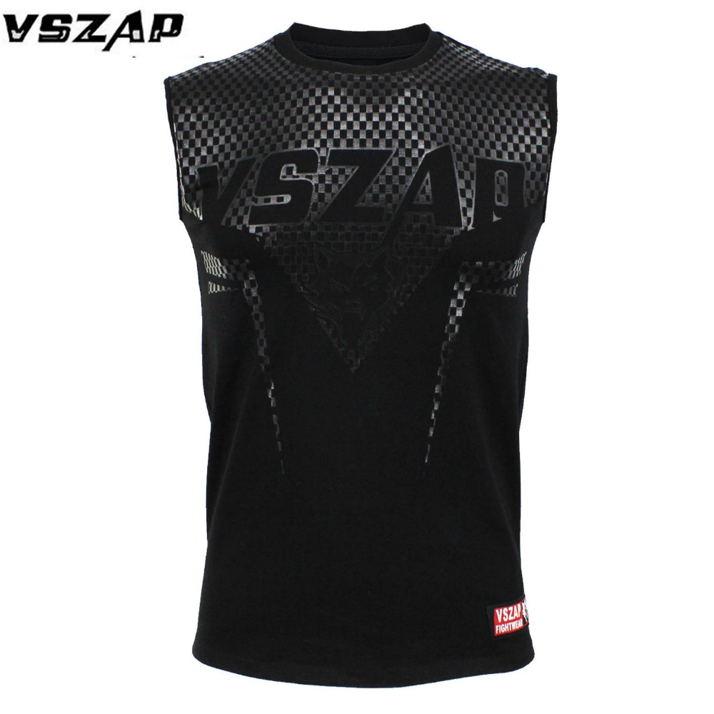 VSZAP Retro MMA Jersey For Fighting Kick Kickboxing Boxing Camisetas Muay Thai Top-tee Jerseys Boxing Jersey