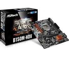 100% new original motherboard for ASRock B150M-HDV LGA 1151 DDR4 boards32GB for 14nm CPU B150 Desktop motherborad Free shipping