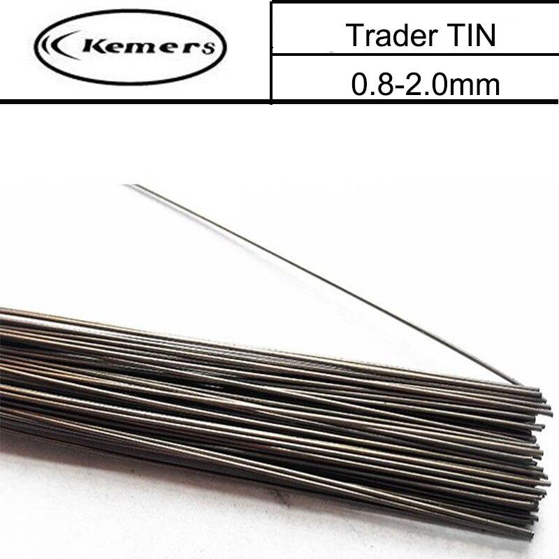 1KG/Pack Kemers Mould welding wire Trader TIN repairmold welding wire for Welders (0.8/1.0/1.2/2.0mm) S012010 professional welding wire feeder 24v wire feed assembly 0 8 1 0mm 03 04 detault wire feeder mig mag welding machine ssj 18