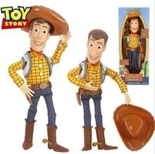 43cm Toy Story 4 Talking Woody Jessie Actie Speelgoed Cijfers Cowboy Model Speelgoed Kinderen Kerstcadeau Gratis Verzending
