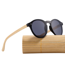 BARCUR Rimless Sun Glasses Men UV400 Retro Sunglasses Women Designer Wood Glasses oculos de sol