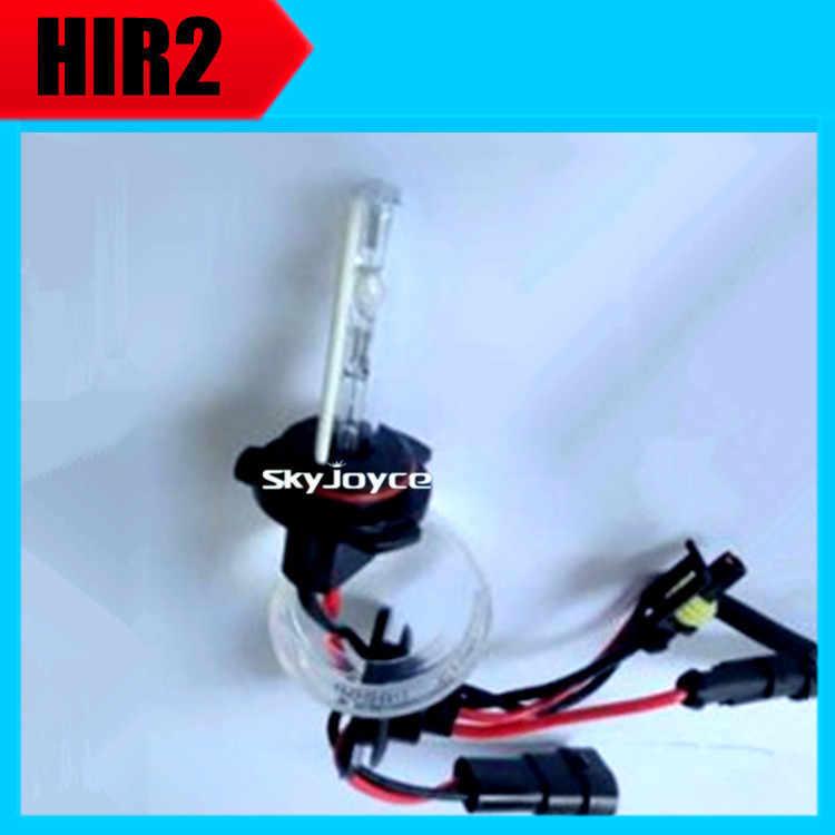 2016 New 2X 35W 9012 HIR2 bend 4300K xenon bulb China post free shipping hid xenon bulb replacement SQ0418