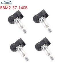 4 قطعة OEM BBM2 37 140B BBM237140B BBM237140A BBM237140 لمازدا RX8 CX7 CX9 MX5 سيارة TPMS استشعار مراقبة ضغط الإطارات 315MHZ