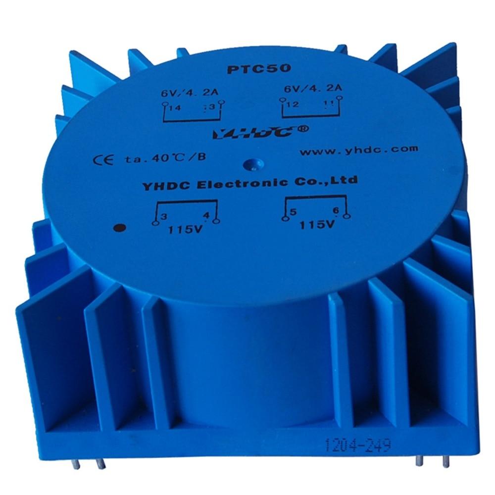 Heim-audio & Video Dual 18 V 15 Watt Neue Original Bingzi M15-05 Quadratischen Brett Pcb Solder Dichtring Transformator 15va Transformator Für Vorverstärker