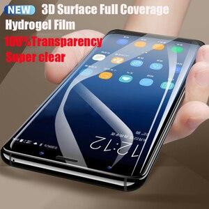 Image 4 - 2 Chiếc 200D Hydrogel Cho Samsung Galaxy S20 S10 S9 S8 Plus Note 20 10 9 Plus 5G bảo Vệ Màn Hình Trong Cho Samsung S20 Siêu Bộ Phim