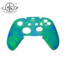 Мягкая резиновая кожаная сумка OURSTEAM для Xbox One Controller Защитный чехол для крышки