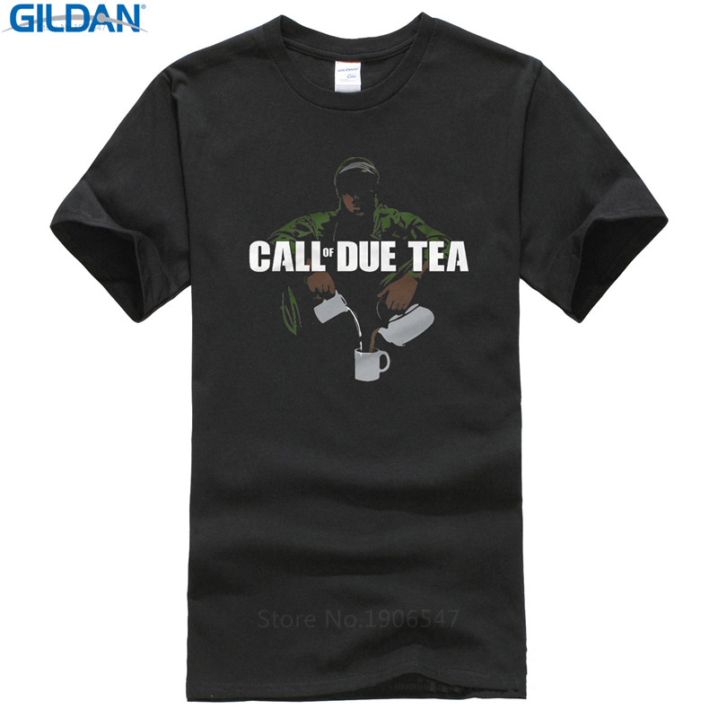Company Design Arrival Boy S Discounts Call Of Due Tea Warfare Duty Office MenS Comfort Soft Shirt