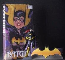 "Classic DC Comic Super Hero Figurine Gotham City Bat man Kathy Kane Girl Version Crazy Toys 7"" Action Figure"