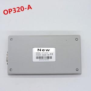 OP320-A текстовый дисплей Поддержка xinjeV6.5 поддержка 232 485 422 связь