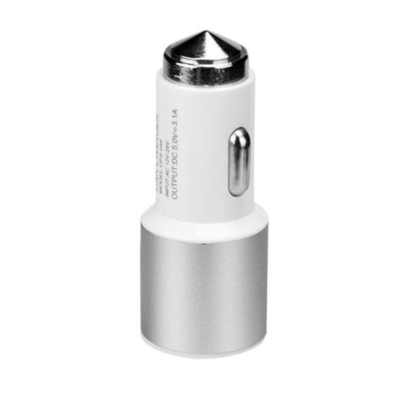 Dual USB 2 Port Car Charger Adapter For iPhone 6 6S For Samsung For LG G5 Drop Shipping P30 July31