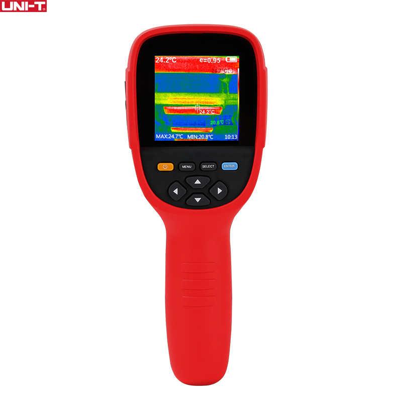 Температурный датчик UNI-T UTi220A, ИК-тепловизор с экраном высокой четкости для подогрева пола 300000 пикселей
