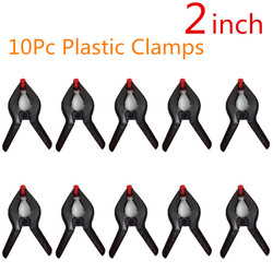 10 pcs 2inch diy tools plastic nylon toggle clamps for woodworking spring clip photo studio grampo.jpg 250x250