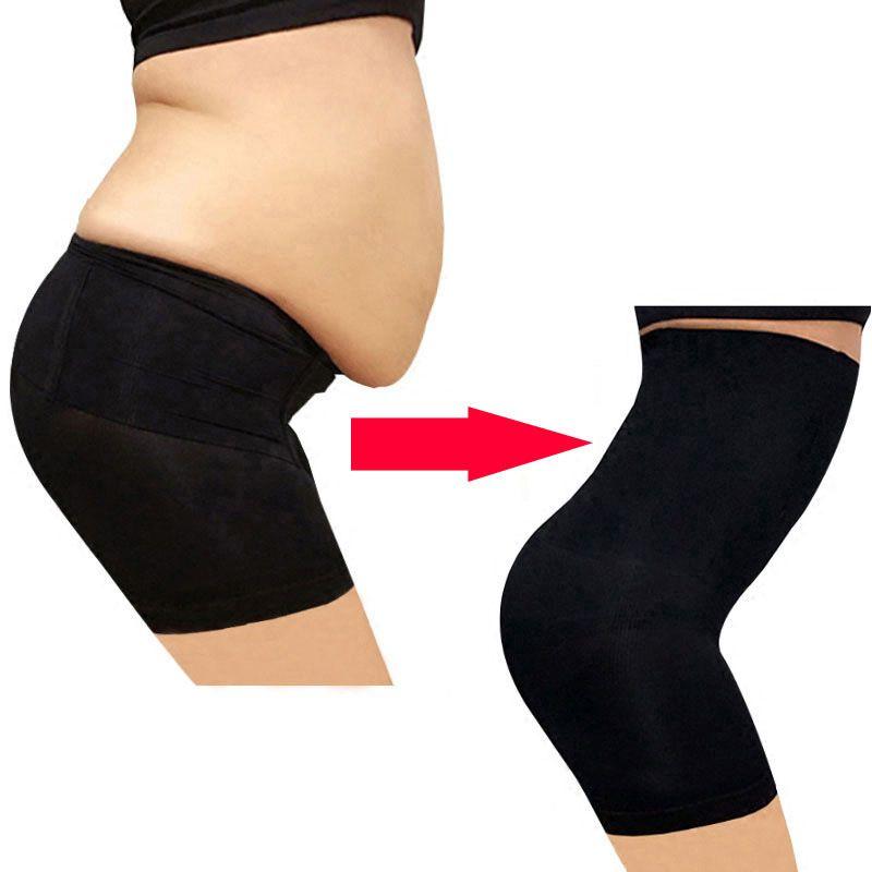 Gematigd Postpartum Buik Shorts Vrouwelijke Hip Body Body Vormgeven Lichaam Shorts Platte Hoek Buik Shorts Hoge Taille Buik Ondergoed Dunne