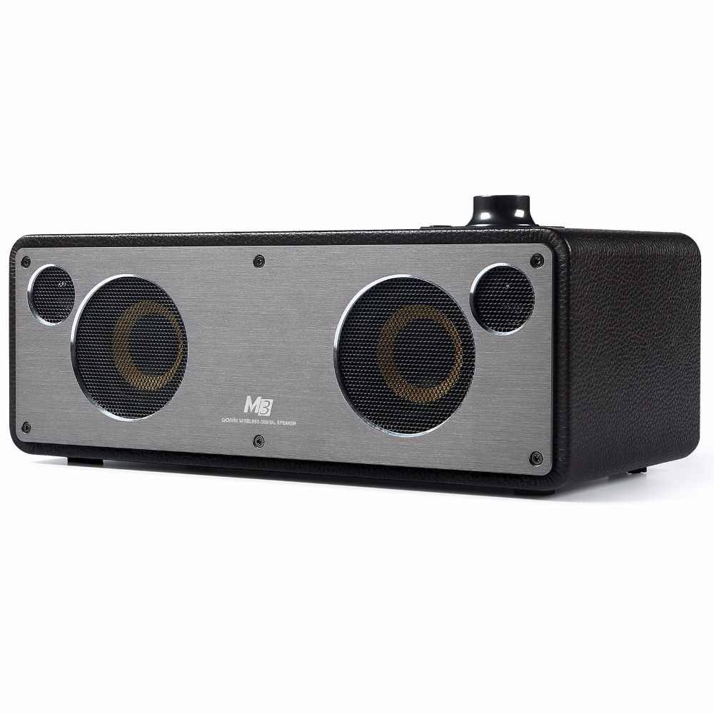 GGMM Reddot Award Bluetooth Speakers Wifi Subwoofer Draadloze Stereo Audio Ontvanger Bass Sound Met Bluetooth/Wifi/Aux in