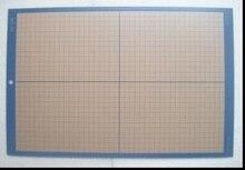 Получить отличные модели решений двусторонняя A3 резки коврик для резки пластины гравировка пластины моделирование спид Бесплатная доставка