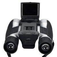 12x32 HD цифровой бинокль Камера телескоп видео с Экран дисплея