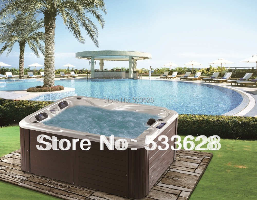 2803 whirlpool hot tub massage bathtub for 3 person free. Black Bedroom Furniture Sets. Home Design Ideas