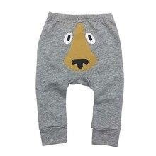 PP Pants 2019 Baby Fashion Model Babe Cartoon Animal Printing Trousers Kid Wear
