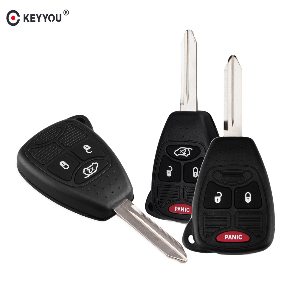 Chiave Telecomando per Dodge Dakota Durango Charger For Jeep Grand Cherokee Chrysler 300 Town