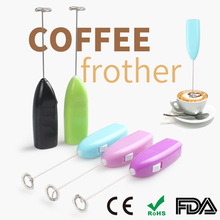 Home Kitchen Professional Handheld Electric Mixer Mini Coffe Milk Egg Beater Mixer Shaker Egg Beaters