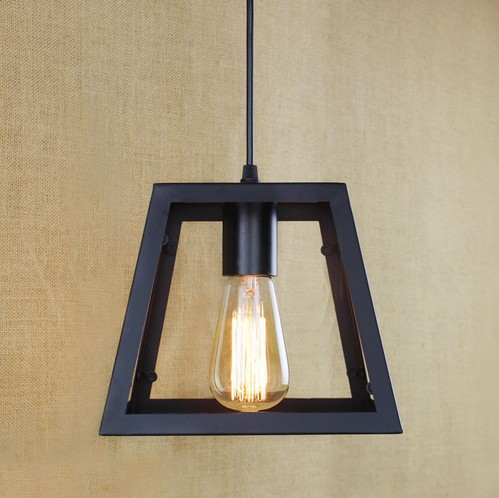 Loft Retro Droplight Edison Vintage Industrial Lighting Pendant Light Fixtures For Dining Room Hanging Lamp Lamparas Colgantes retro loft style iron glass edison pendant light for dining room hanging lamp vintage industrial lighting lamparas colgantes