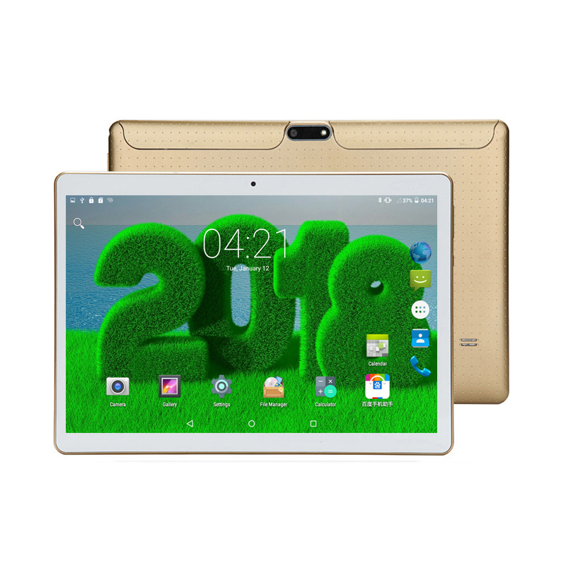 10 inch android tablet pc 3g Android 7.0 Octa Core 4GB RAM 32GB ROM Play Store Wifi GPS Dual SIM 4G tablet 10.1 kids gift 2018 new 10 1inch tablet pc android 7 0 4 gb ram 32gb rom cortex a7 octa core camera 5 0mp wi fi ips telefoon tabletten pc