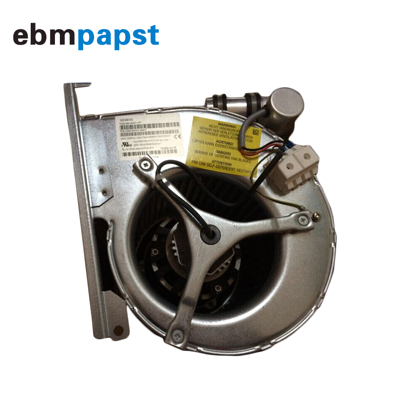 Allemagne D2E160-AH01-17 d'origine 6SL3362-0AF01-0AA1 M2E074-LA Siemens 230V 410W ventilateur centrifuge