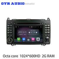 Android 6 0 Octa Core Car Dvd Gps For Mercedes Benz Sprinter Viano Vito A B