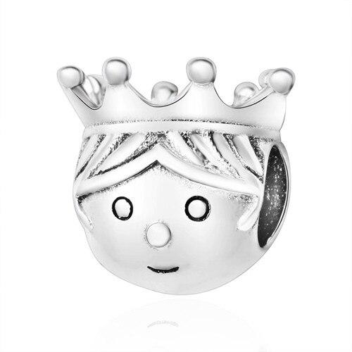Подходит для оригинальных браслетов Pandora DIY Ювелирные изделия Осенняя коллекция ромашки ажурные шармы 925 пробы серебряные бусины в виде цветка - Цвет: A15