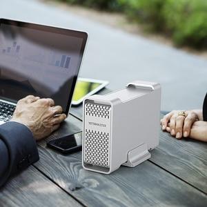 Image 5 - Yottamaster HDD Gehäuse Sata auf USB Typ C 2,5 zoll Hdd Fall Externe Festplatte Box Unterstützung Raid für 2,5 zoll 7 15mm HDD