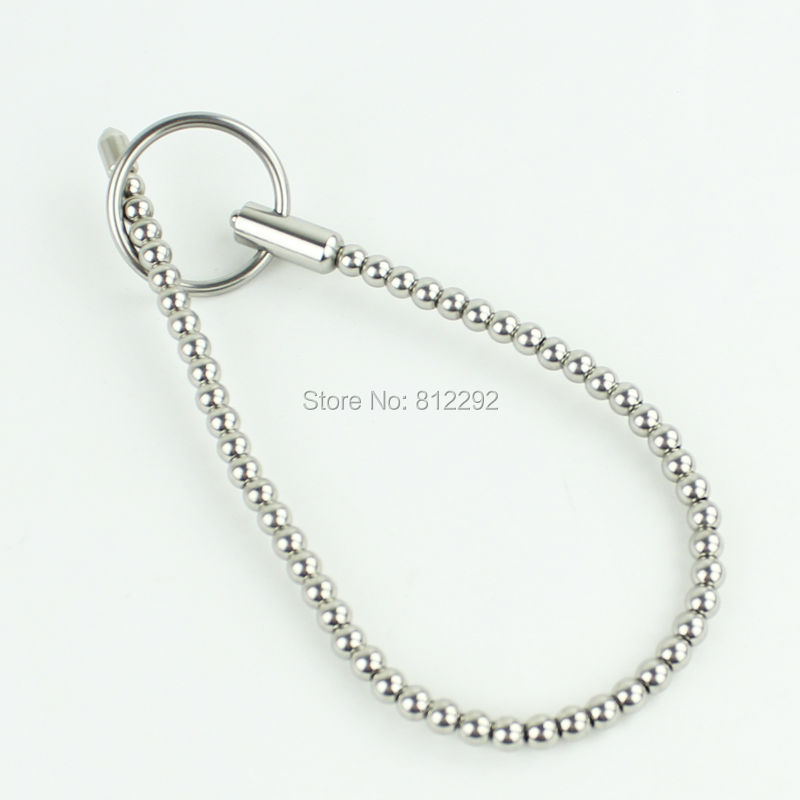 2017 Latest Design Electric Shock Penis Urethral Plug Sex Toys Male Chastity Device With Cock Ring Can Be Free To Bend